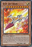 Yu-Gi-Oh! - D.D. Jet Iron (HA07-EN035) - Hidden Arsenal 7: Knight of Stars - 1st Edition - Super Rare by Yu-Gi-Oh!