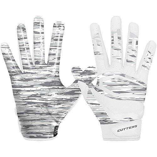 Cutters Gloves Rev Pro 3.0 レシーバー ファントムグローブ ホワイト 迷彩柄 M