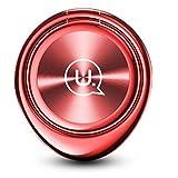 プーマ ゴルフシューズ リングスタンド 携帯スタンド 落下防止 360度回転 小型 薄い 面白い 目立つ 鍍金工芸 CD紋 送料無料 人気 おしゃれ (レッド)