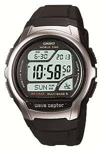 [カシオ]CASIO 腕時計 ウェーブセプター 電波時計 WV-58J-1AJF メンズ