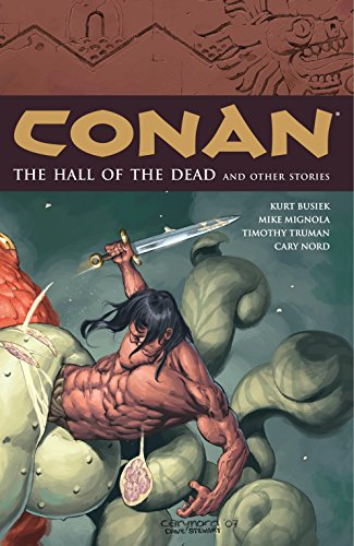 Download Conan Volume 4: The Hall of the Dead and Other Stories 1593077750