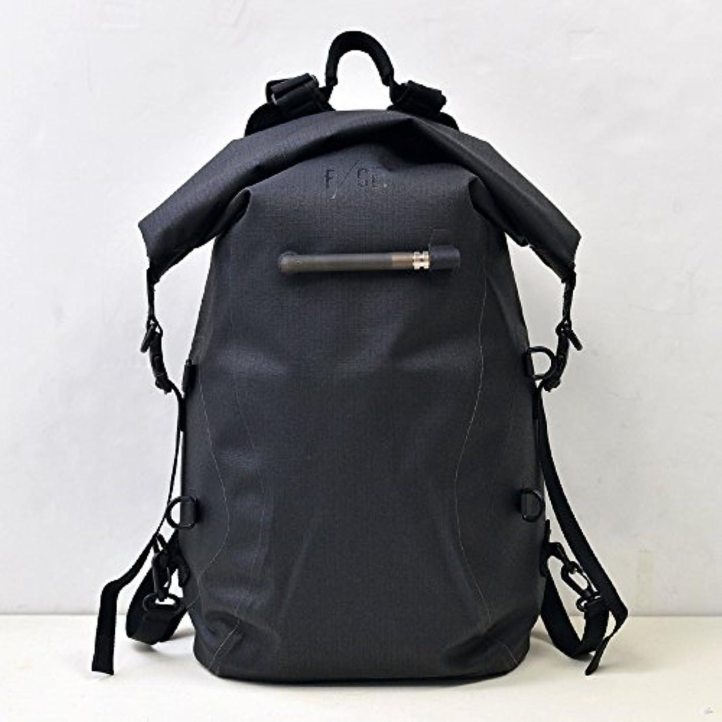 教印象的なラショナルF/CE. (エフシーイー) NO SEAM ZIP LOCK BAG 完全防水 ノーシーム ジップロック バッグ