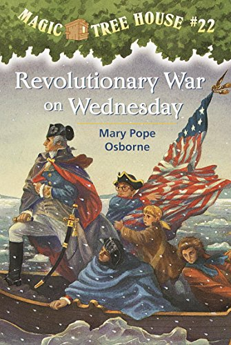 Revolutionary War on Wednesday (Magic Tree House (R))の詳細を見る