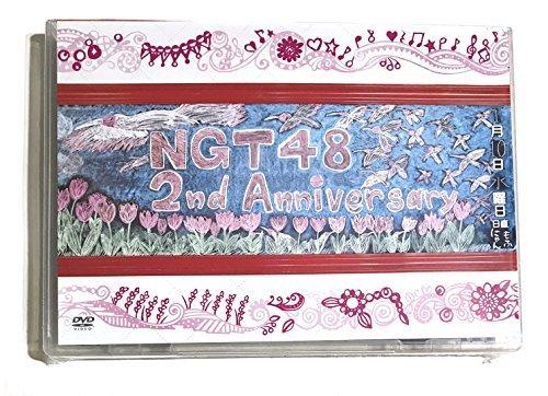 NGT48 2nd Anniversary(16Pブックレット+生写真1枚ランダム封入)(特典DISC付)[DVD 3枚組]