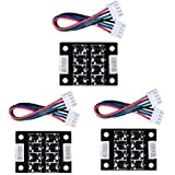 LEOWAY TL Smoother Addon Module for Pattern Elimination Motor Clipping Filter 3D Printer Stepper Motor Drivers (Pack of 3pcs)