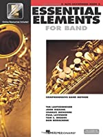 Essential Elements for Band: Comprehensive Band Method : Alto Saxophone Book 2 (Essential Elements 2000 Comprehensive Band Method)
