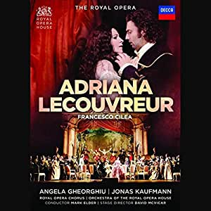 Adriana Lecouvreur [DVD] [Import]