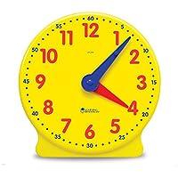学習時計 教室用 34cm