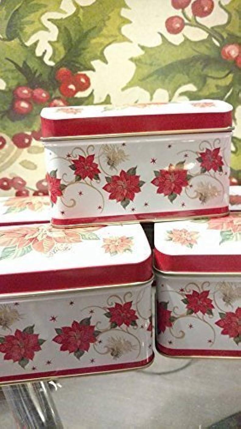 魅了する刃大SCENTED CANDLES Spirit of Christmas Hand-Made Candle MISTLETOE Eco-Friendly Candle Spirit of Christmas Organic...