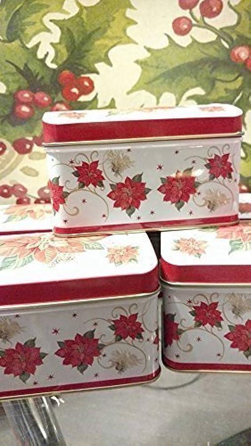 一過性降伏パスタSCENTED CANDLES Spirit of Christmas Hand-Made Candle MISTLETOE Eco-Friendly Candle Spirit of Christmas Organic...