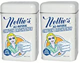 Nellie's All-Natural Oxygen Brightener Tin, 2 Pack by Nellie's [並行輸入品]