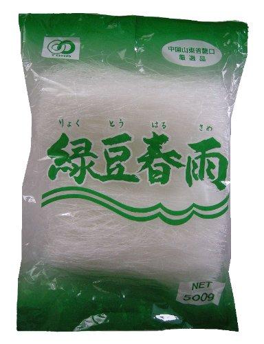 東豊通商 緑豆春雨 500g