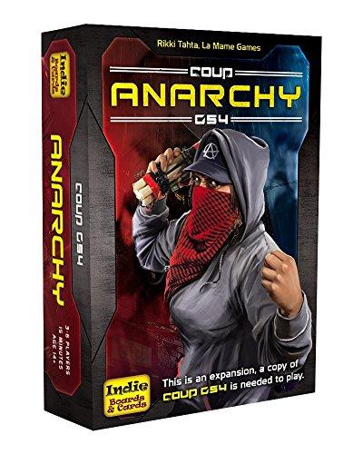 クー リベリオン (Coup: Rebellion G54 Anarchy) [並行輸入品] カードゲーム