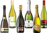 スパークリングワイン 甘口 セット 6本 飲み比べセット 泡 白 発泡 sparkling wine 6本飲み比べセット 750ml×6本