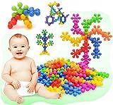 Lovely Coline はめこみ 立体 パズル 120ピース 積み木 カラフル 脳トレ 知育 おもちゃ