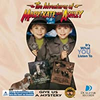 Adventures of Mary-Kate & Ashley: Give Us Mystery by Mary-Kate Olsen & Ashley
