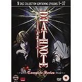 デスノート / DEATH NOTE コンプリート DVD-BOX (1-37話, 840分) アニメ