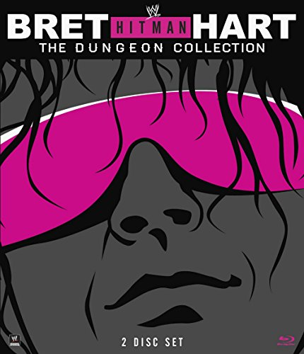 Bret Hit Man Hart: Dungeon Collection [Blu-ray] [Import]