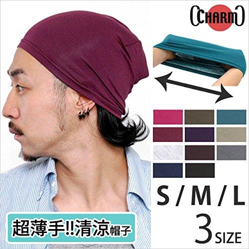 (カジュアルボックス)CasualBox シングルOutlastビーニーワッチ キャップ ニット帽 アウトラスト 日本製 ニット帽 ランニング プライム (M, ネイビー) [ウェア&シューズ] メンズ レディース 帽子 Charm チャーム