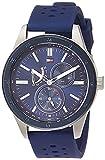 [トミーヒルフィガー] 腕時計 AUSTIN 1791635 メンズ ブルー [並行輸入品]