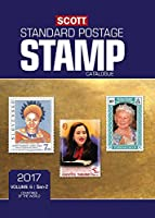 Scott Standard Postage Stamp Catalogue 2017: Countries of the World;  San-Z (Scott Standard Postage Stamp Catalogue Vol 6 San-Z)