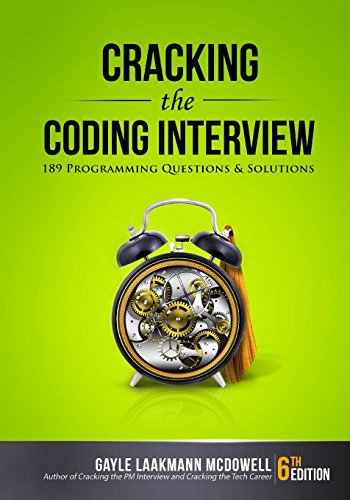 Download Cracking the Coding Interview: 189 Programming Questions and Solutions 0984782850
