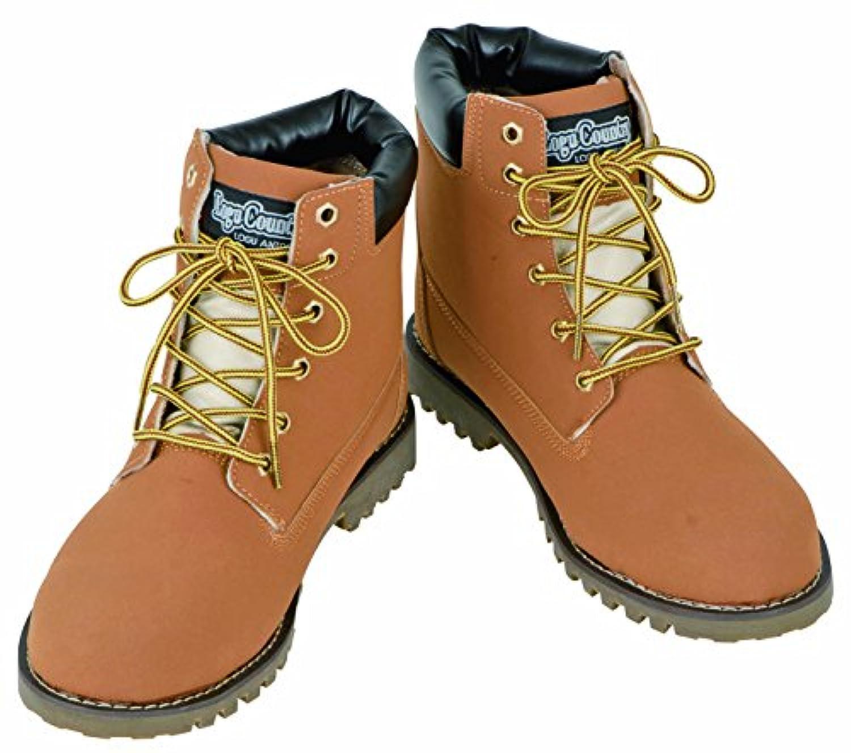 (ログカントリー) Logu Cuntory セーフティブーツ 安全靴 (ZB-390) 【24.5~28.0cmサイズ展開】