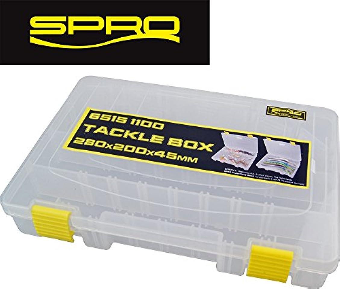 一緒に役に立つカスケードSproタックルボックス28×20×4.5センチ釣り用ボックスfor wobblers and Elastic Fish