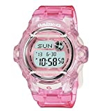 CASIO Baby-G BG-169R-4 DR カシオ ベビーG カラーディスプレイシリーズ レディース 女性用 腕時計 [逆輸入品]の商品画像