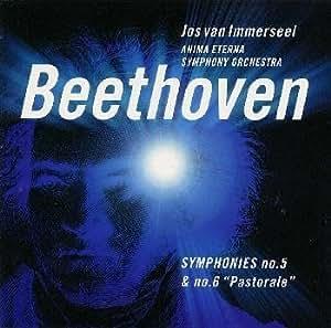 ベートーヴェン : 交響曲第5番 「運命」&第6番 「田園」