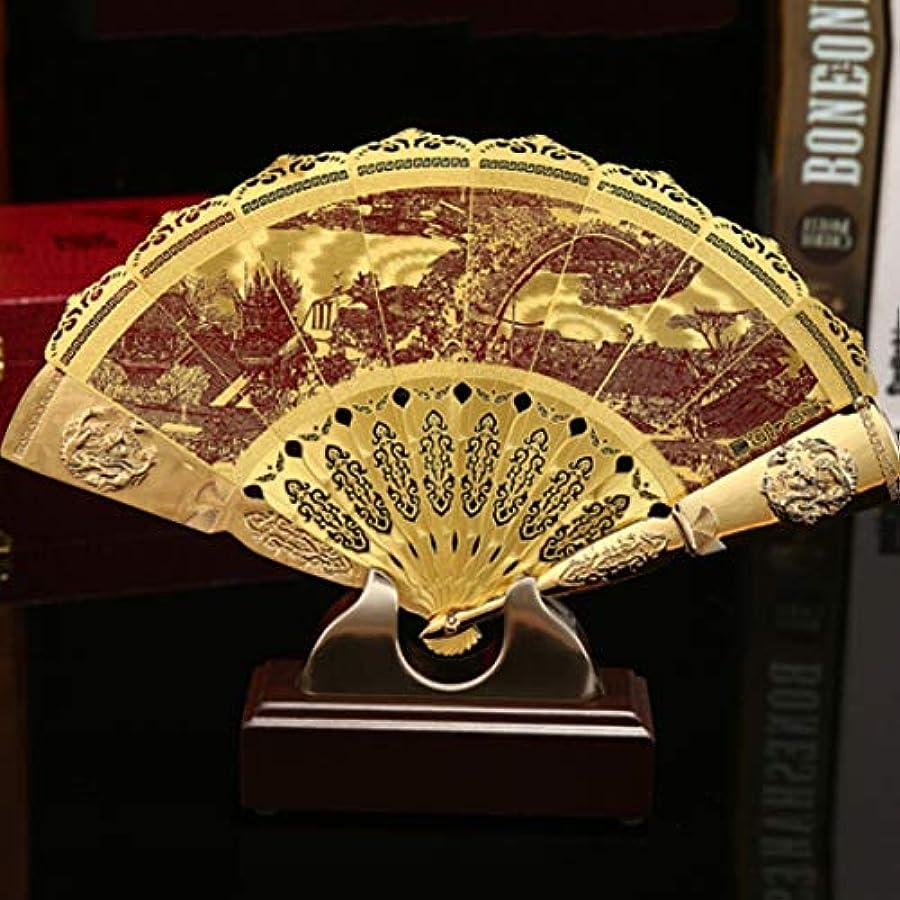 細菌恐竜モノグラフKATH ギフト扇子、中国の扇子、装飾ギフト、扇子