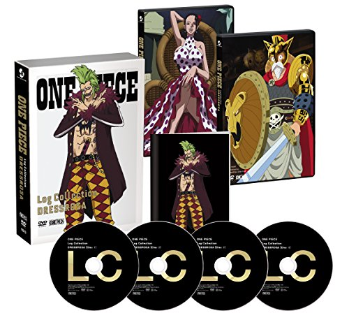 "ONE PIECE Log  Collection  ""DRESSROSA"