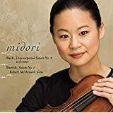 Bach: Sonata No 2 in a Minor / Bartok: Sonata No 1