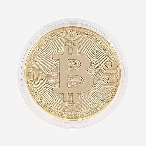 GAOHOUビットコイン金メッキBitcoin仮想通貨 コイングッズギフトB...