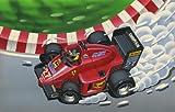 フジミ模型 グランプリQシリーズNo.04 F1 フェラーリ