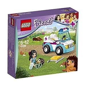 レゴ (LEGO) フレンズ どうぶつの救急車 41086