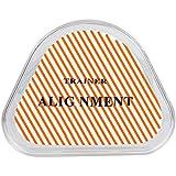 Eboxer 歯 矯正器 デンタルマウスピース 矯正用リテーナー マウスピース 噛み合わせ 歯ぎしり いびき防止 予防 歯並び 矯正 3つのデザインを選ぶことができる(透明(硬))