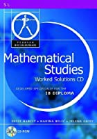 PEARSON BACCAULARETE MATHS STUDIES WORKED SOLN CD (Pearson International Baccalaureate Diploma: International E)【洋書】 [並行輸入品]