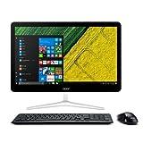 "Acer Aspire, Z24-880(i770MR161T94) Desktop, 24"", Intel Core i7-7700T, 16GB DDR4, 128GB SSD + 1TB HDD, Nvidia GeForce GT 940MX 2GB DDR5 RAM, White"