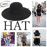 ハット レディース フェルト 大きいサイズ 大きい 帽子 冬 つば広 サイズ uv 女性 帽 ハット レディース フェルト 大きいサイズ 大きい 帽子 冬 つば広 サイズ uv 女性 帽 ワイン,ONESIZE