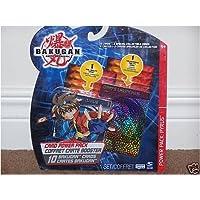 Bakugan Battle Brawlers Card Power Pack - Pyrus by Bakugan Battle [並行輸入品]