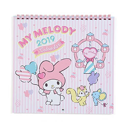 Calendario M.My Melody 2019 Calendario De Pared M Sanrio Japan Japon Ebay