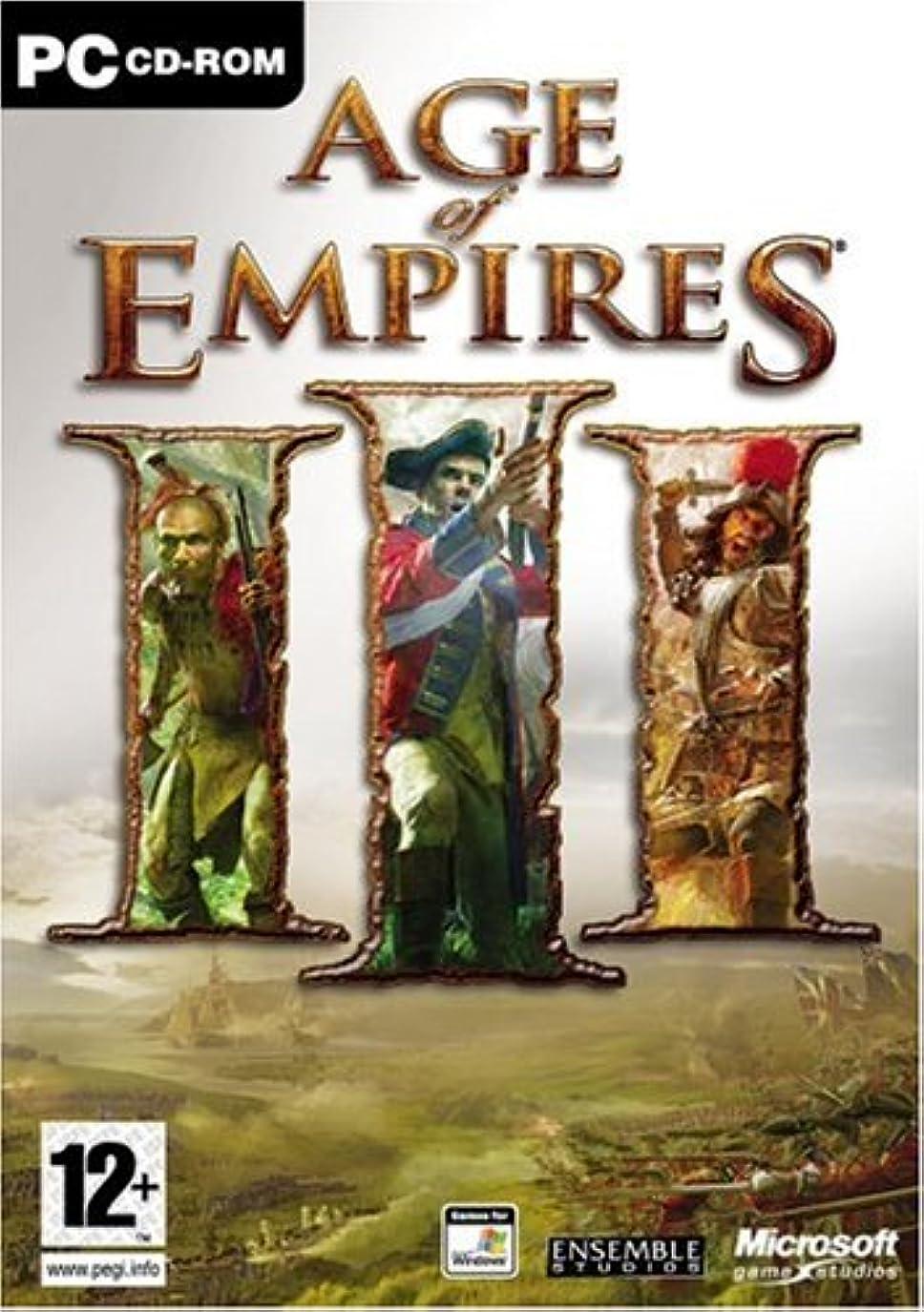 好む謎アフリカAge of Empires III (French Edition) (輸入版)