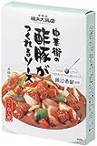 横浜大飯店 中華街の酢豚がつくれるソース 120g