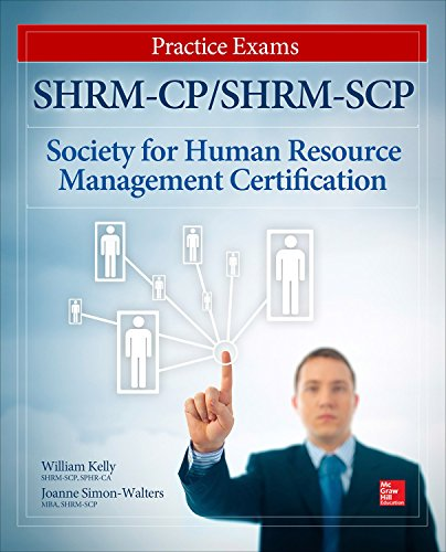 SHRM-CP/SHRM-SCP Certification Practice Exams (All in One)
