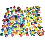 Constructive Playthings cpx-045ライトテーブルアクセサリー283pc。セット