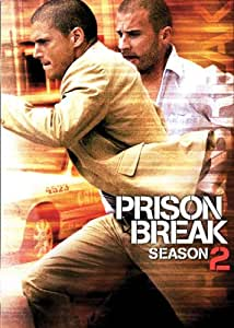 Prison Break: Season 2 [DVD] [Import]