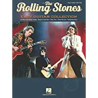 The Rolling Stones Easy Guitar Collection