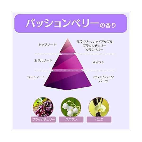 【大容量】フレアフレグランス 柔軟剤 パッショ...の紹介画像6