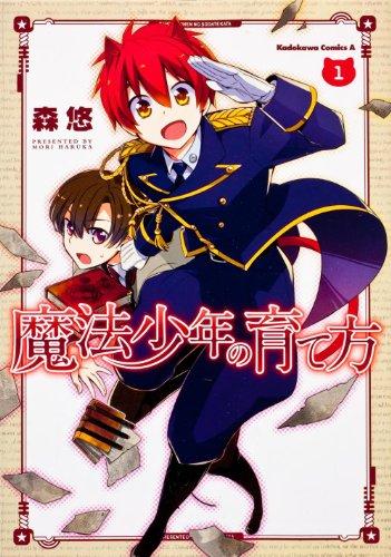 魔法少年の育て方 (1) (カドカワコミックス・エース)の詳細を見る